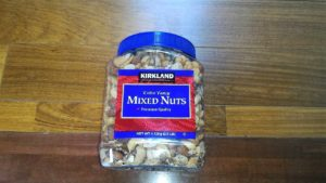 mixed nuts costco
